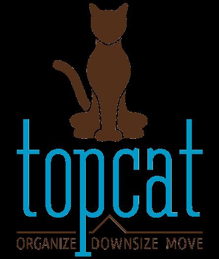 Toronto Professional Organizer, Downsize, Move, Stage- Topcat Organizing